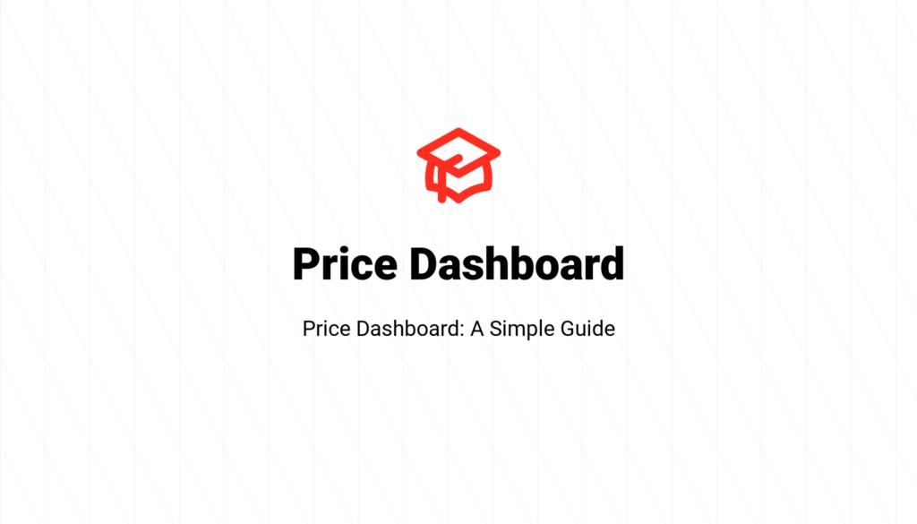 Price Dashboard
